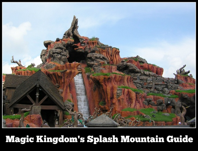 Splash Mountain Guide