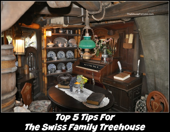 Swiss family treehouse tips