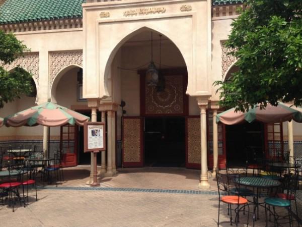 Tangierine Cafe - Top Ten Quick Service Restaurants at Walt Disney World