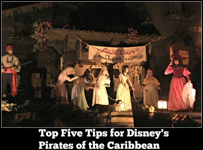 Top 5 Pirates of the Caribbean
