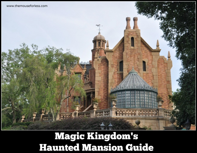 haunted mansion guide
