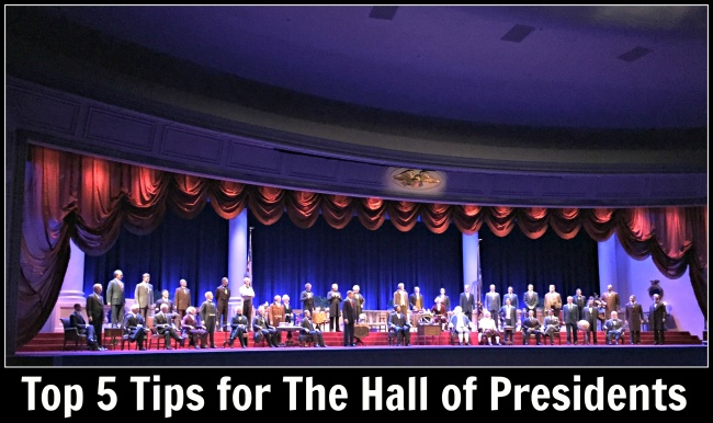 top 5 The Hall of Presidents