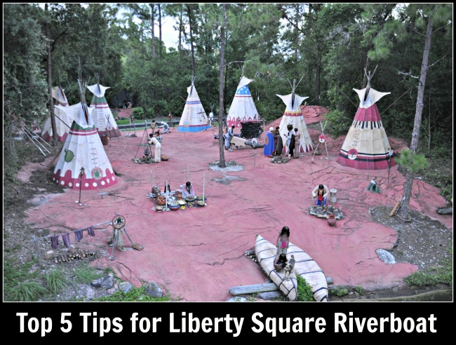 top 5 Liberty Square Riverboat