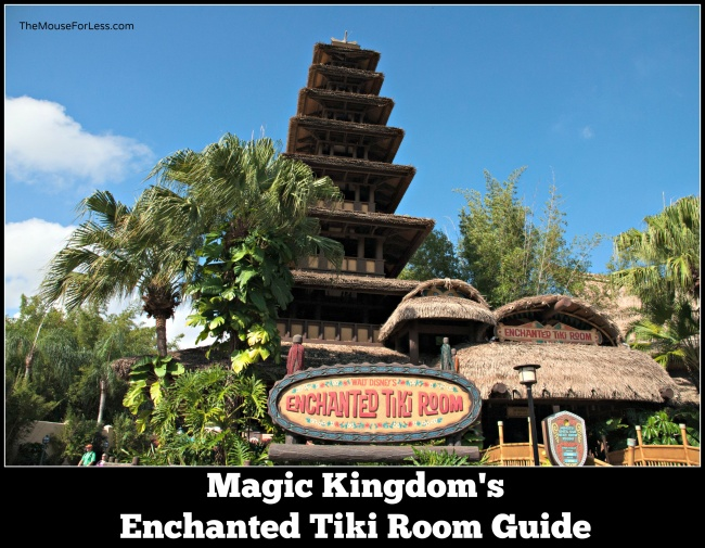 Enchanted Tiki room Guide