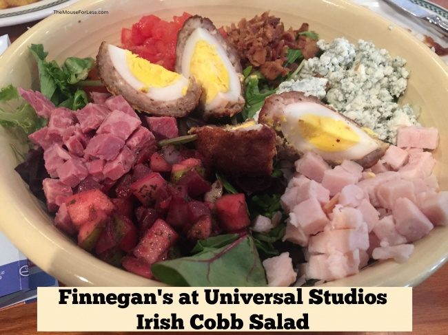 Finnegan's Irish Cobb Salad