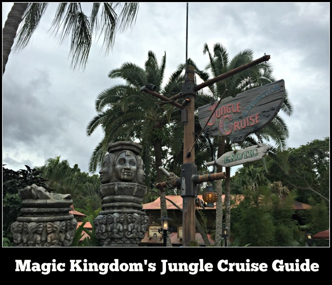 Jungle Cruise Guide