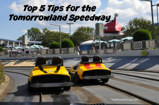 Tomorrowland Speedway Top Tips