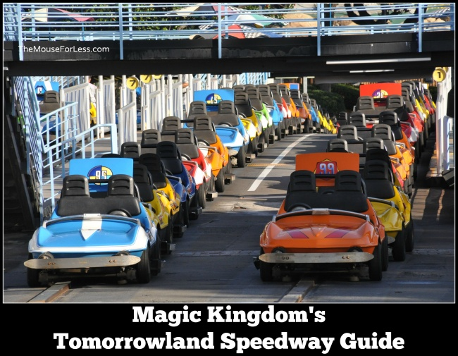 Tomorrowland speedway guide