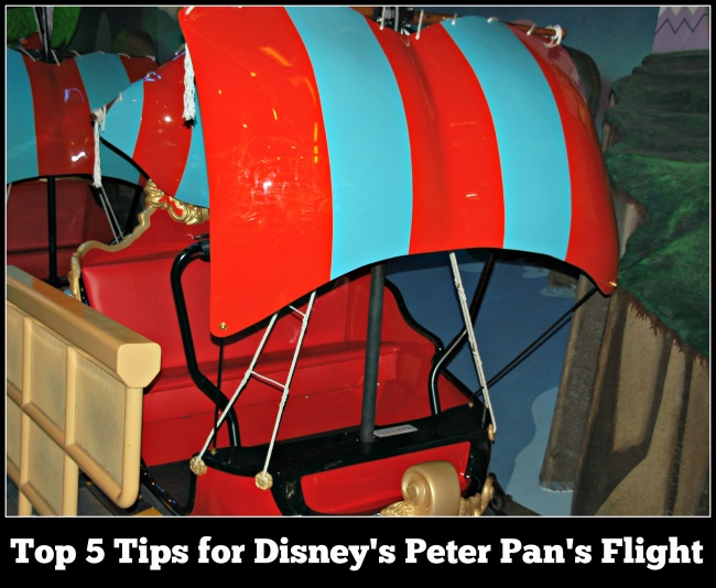 Top 5 Tips for Peter Pan's Flight