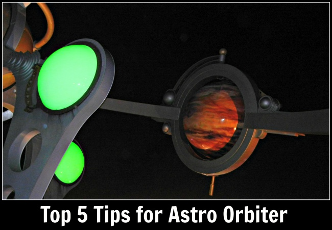 top 5 Astro Orbiter