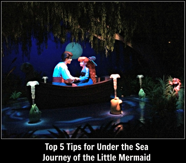 Top 5 Under the Sea Journey of the Little Mermaid
