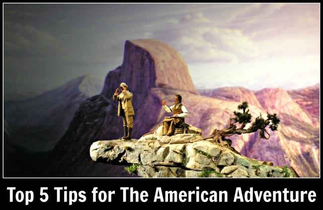 top 5 American Adventure