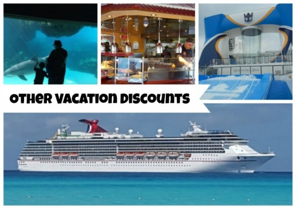 Cruise Discounts and Promotions
