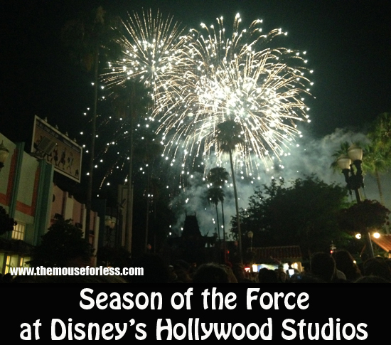 Season of the Force at Disney's Hollywood Studios