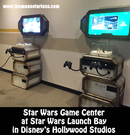 Star Wars Game Center