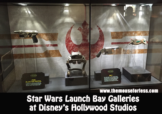 Star Wars Launch Bay Galleries | Star Wars at Walt Disney World