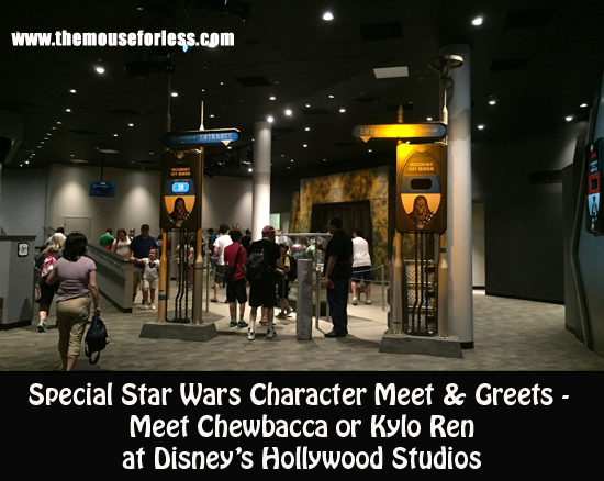 Star-Wars-Meet-and-Greets | Star Wars at Walt Disney World