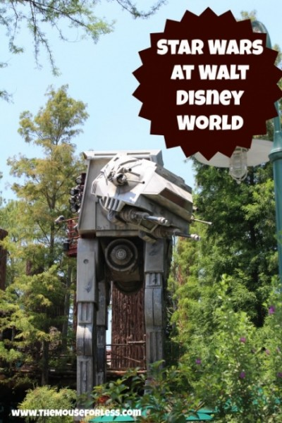 Star Wars at the Walt Disney World Resort