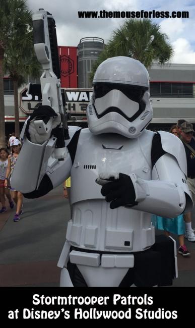 Star Wars Stormtrooper Patrols | Star Wars at Walt Disney World