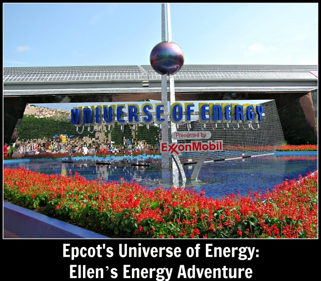 Universe of Energy Ellen's Energy Adventure