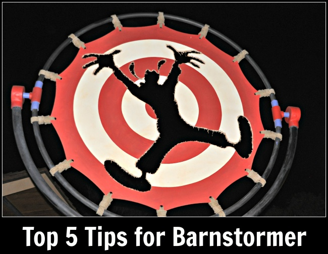 top 5 Barnstormer