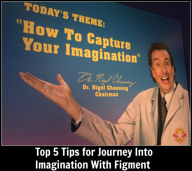 top 5 Journey Into Imagination With Figment