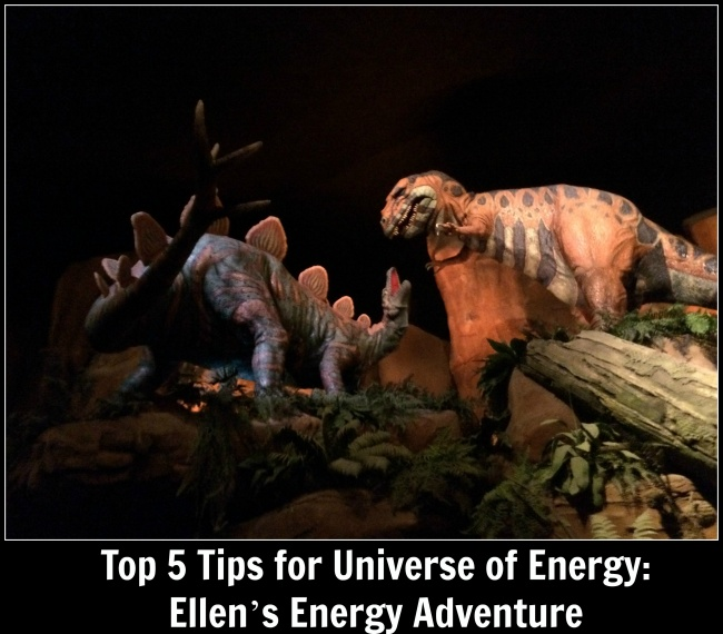 top 5 Universe of Energy Ellen's Energy Adventure