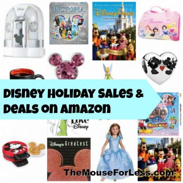 Disney Holiday Shopping Deals