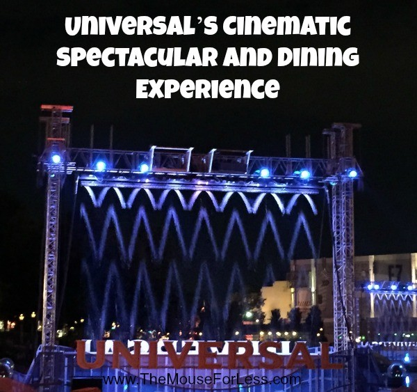 Universal Cinematic Spectacular