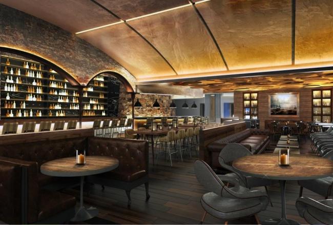 Loews Sapphire Falls Resort Bar