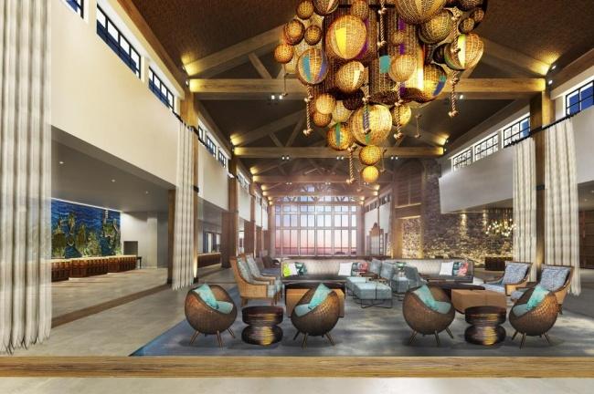 Loews sapphire falls resort for Design hotel orlando