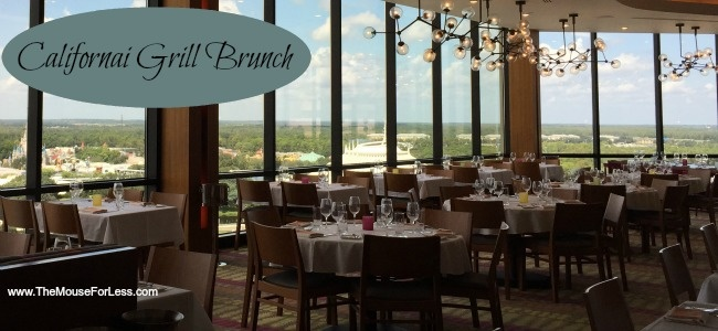 California Grill – Brunch at the Top