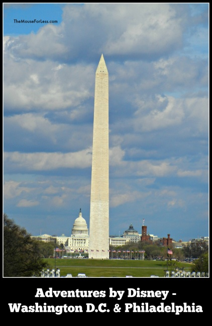 Adventures by Disney Washington D.C. and Philadelphia Tour
