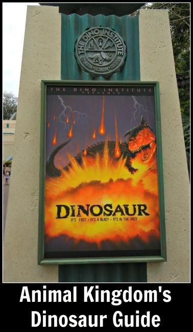 Dinosaur Dinoland Guide
