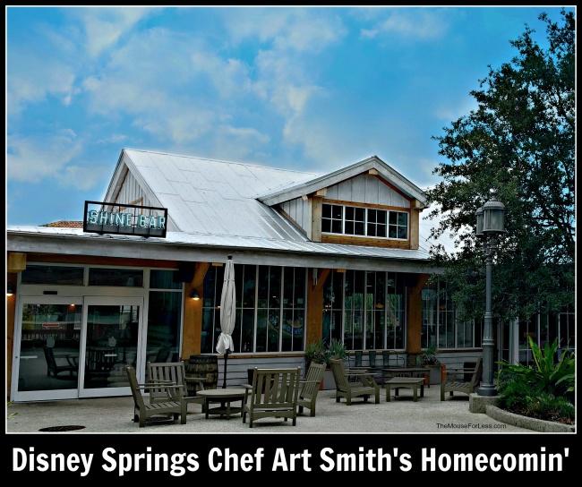 Art Smith's Homecomin': Florida Kitchen & Southern Shine Menu