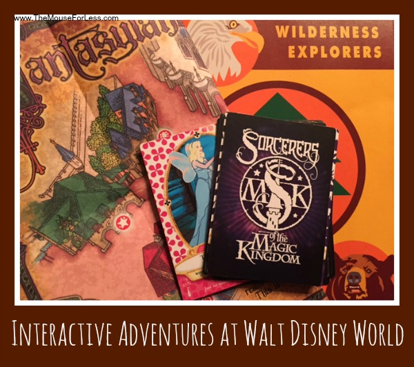 Interactive Adventure Activities at Walt Disney World