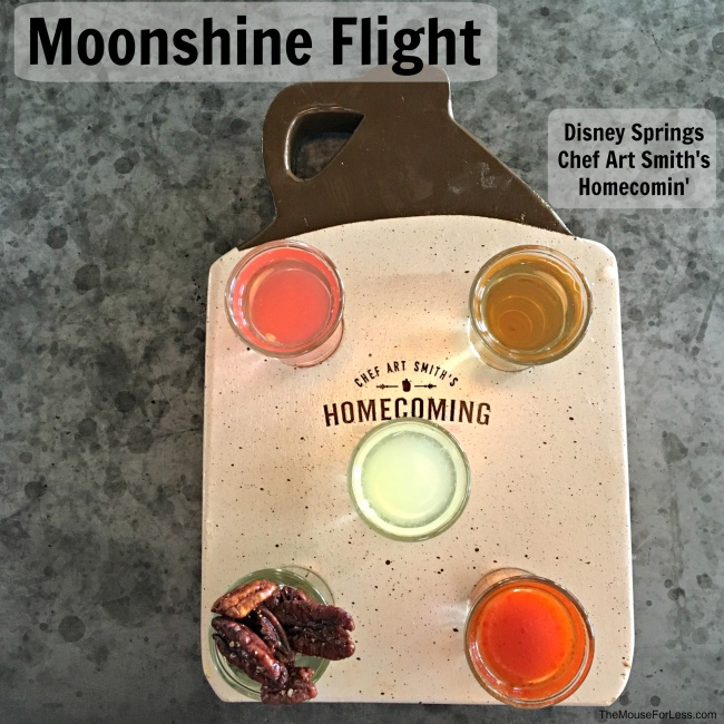 Homecomin' Moonshine Flight