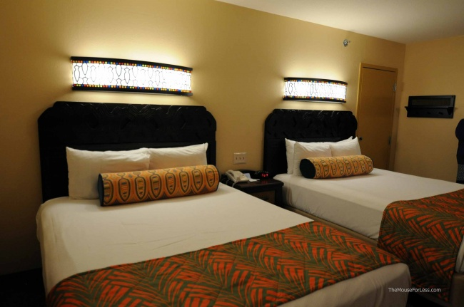 Caribbean Beach Resort Room Beds
