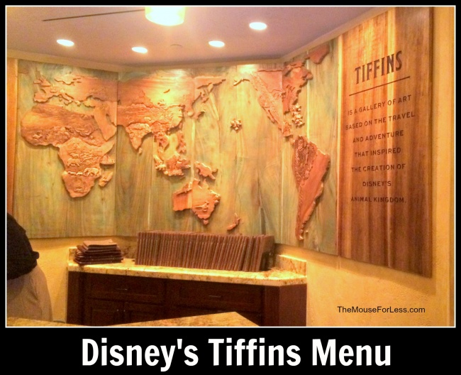 Tiffins Review – Disney's Animal Kingdom