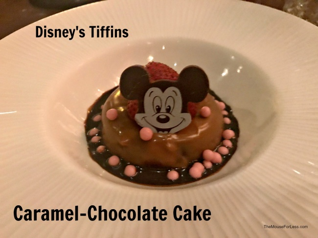 Tiffins Caramel Chocolate Cake
