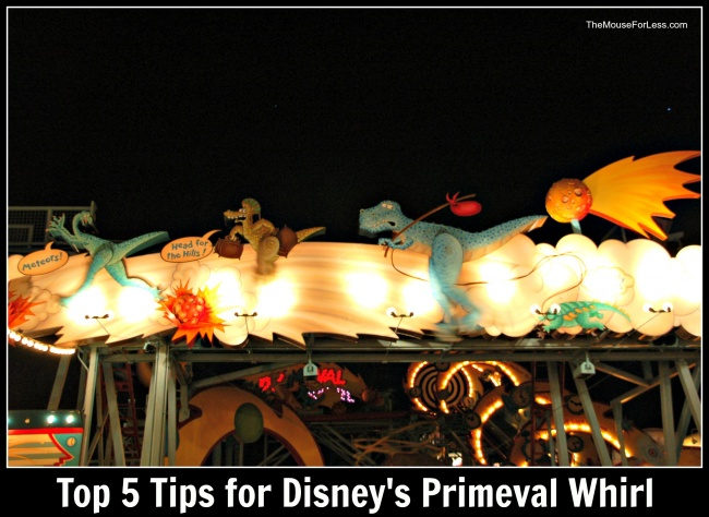 Top 5 Tips Primeval Whirl