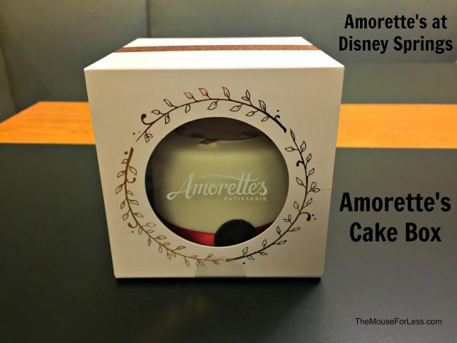 Amorette S Coffee Time Petit Cake