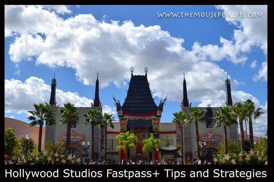 Hollywood Studios FastPass