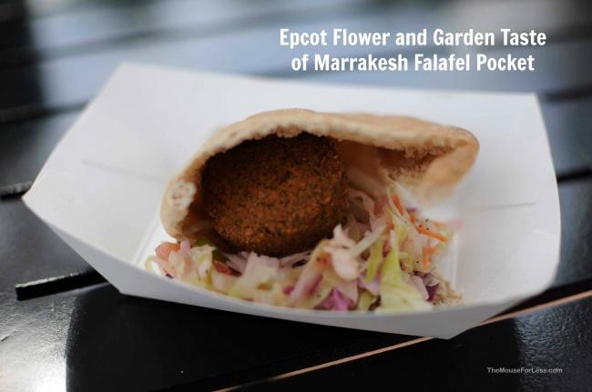 2017 Epcot Flower Amp Garden Festival Menus Outdoor Kitchens