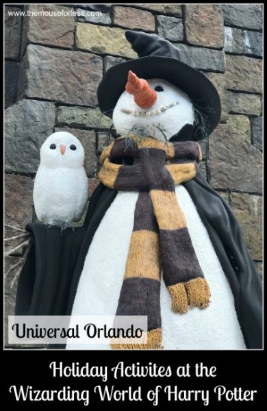 Holidays at Universal Orlando Resort | Wizarding World of Harry Potter