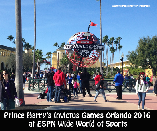 Invictus Games Orlando 2016 at Walt Disney World