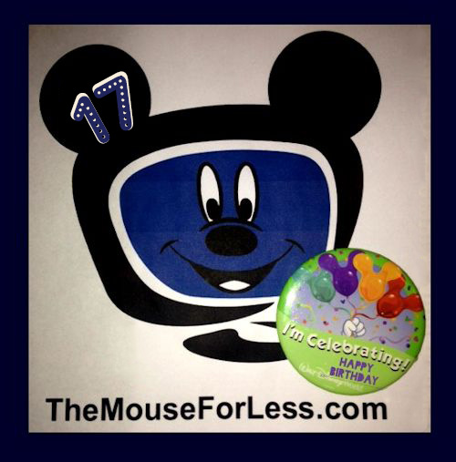 TheMouseForLess Birthday Celebration