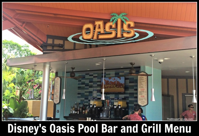 Oasis Pool Bar and Grill