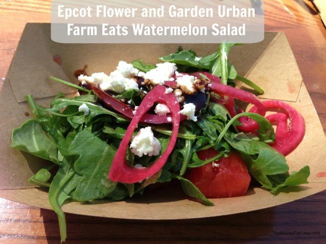 2017 epcot flower garden festival menus outdoor kitchens - Epcot flower and garden 2017 menu ...
