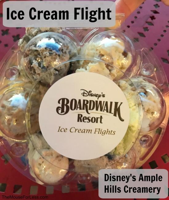 Coney Island Ice Cream Prices